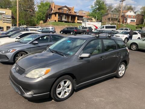 2007 Toyota Matrix for sale at Fellini Auto Sales & Service LLC in Pittsburgh PA