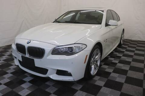 2012 BMW 5 Series for sale at AH Ride & Pride Auto Group in Akron OH