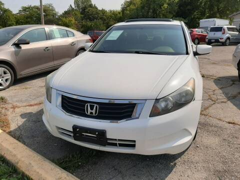 2009 Honda Accord for sale at John - Glenn Auto Sales INC in Plain City OH