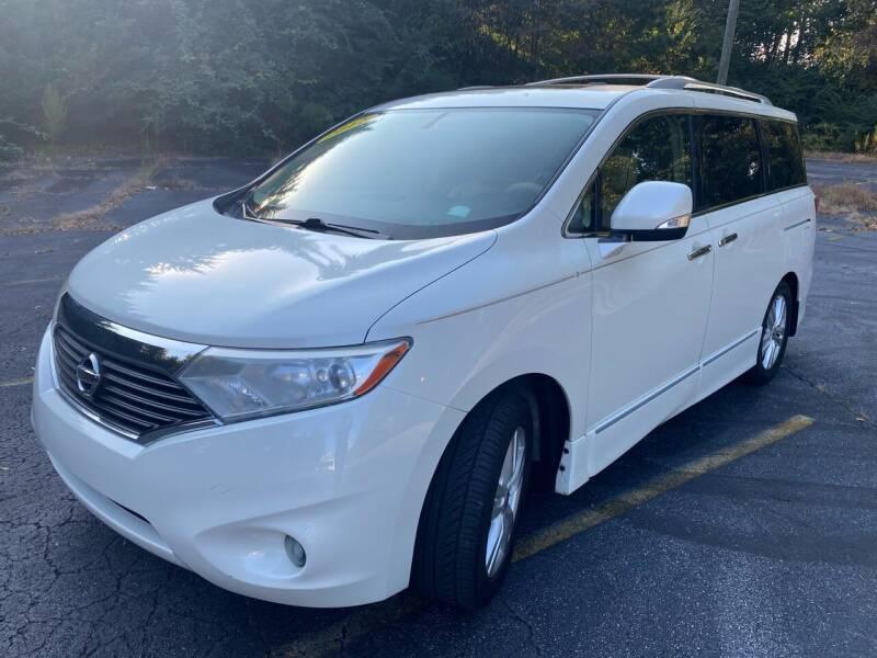2012 Nissan Quest for sale at Peach Auto Sales in Smyrna GA