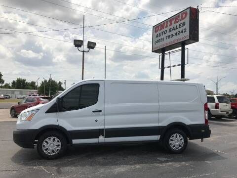 2015 Ford Transit Cargo for sale at United Auto Sales in Oklahoma City OK