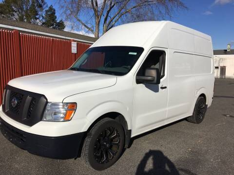 2015 Nissan NV Cargo for sale at Bill's Auto Sales in Peabody MA