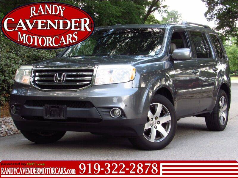 2013 Honda Pilot for sale in Raleigh, NC