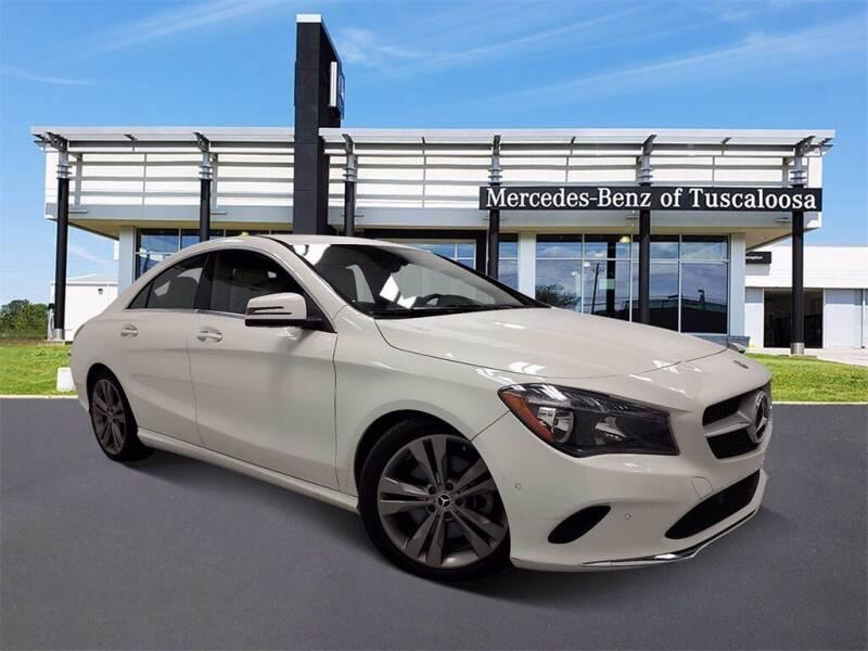 2018 Mercedes-Benz CLA for sale in Tuscaloosa, AL