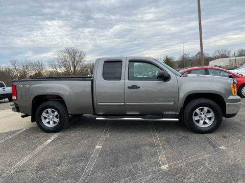 2013 GMC Sierra 1500 for sale at Rick's R & R Wholesale, LLC in Lancaster OH