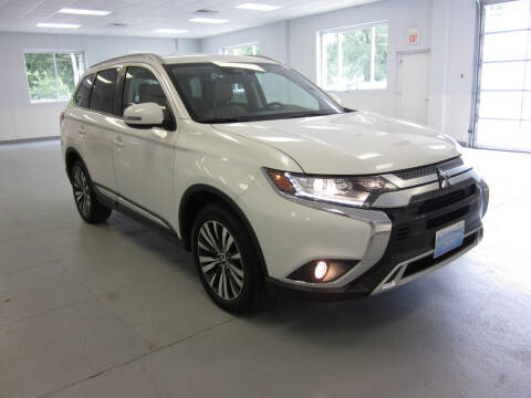 2020 Mitsubishi Outlander for sale at Brick Street Motors in Adel IA