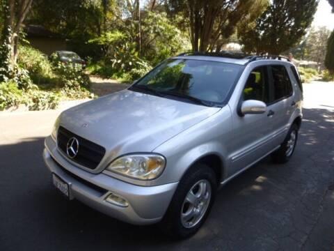 2002 Mercedes-Benz M-Class for sale at Altadena Auto Center in Altadena CA