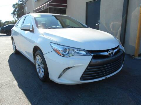 2015 Toyota Camry for sale at AutoStar Norcross in Norcross GA