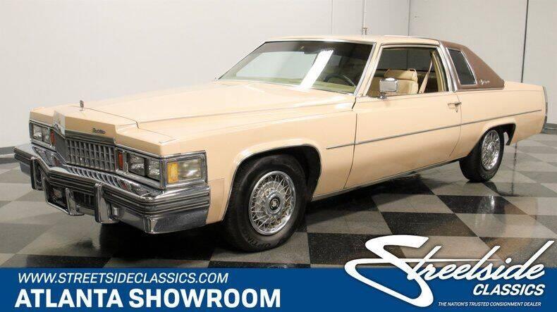 1978 Cadillac DeVille for sale in Lithia Springs, GA