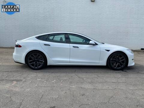 2021 Tesla Model S for sale at Smart Chevrolet in Madison NC