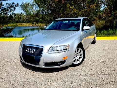 2005 Audi A6 for sale at Excalibur Auto Sales in Palatine IL