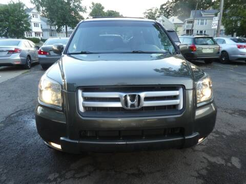2006 Honda Pilot for sale at Wheels and Deals in Springfield MA
