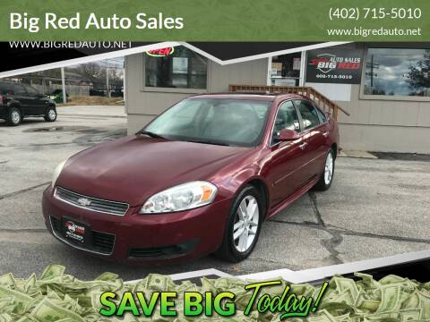 2009 Chevrolet Impala for sale at Big Red Auto Sales in Papillion NE