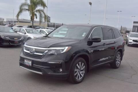 2019 Honda Pilot for sale at Choice Motors in Merced CA