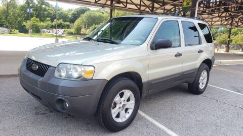 2006 Ford Escape for sale at Nationwide Auto in Merriam KS