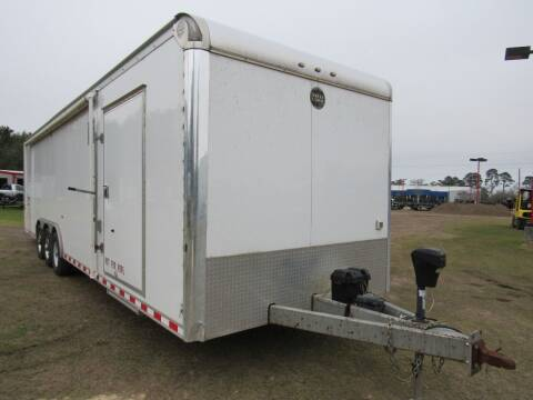 2014 Wells Cargo 8' X 32' Race Car Trailer