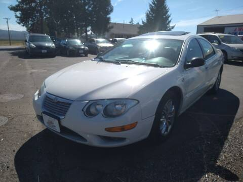 2003 Chrysler 300M for sale at M AND S CAR SALES LLC in Independence OR