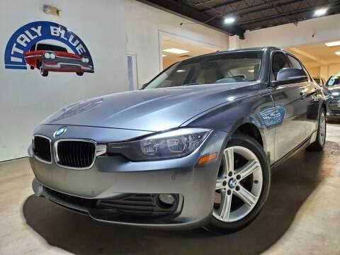 2015 BMW 3 Series for sale at Italy Blue Auto Sales llc in Miami FL