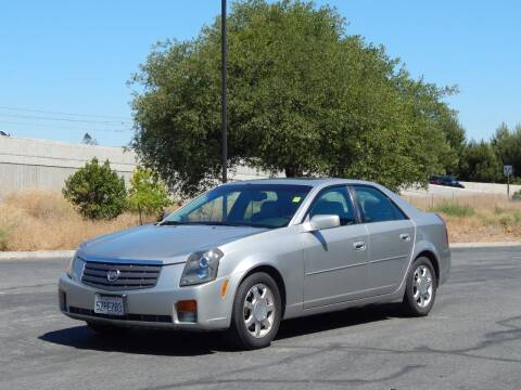 2004 Cadillac CTS for sale at Crow`s Auto Sales in San Jose CA