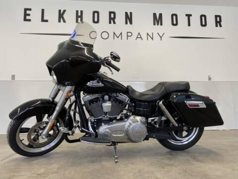 2014 Harley-Davidson FLD Dyna Switchback