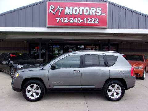 2012 Jeep Compass for sale at RT Motors Inc in Atlantic IA
