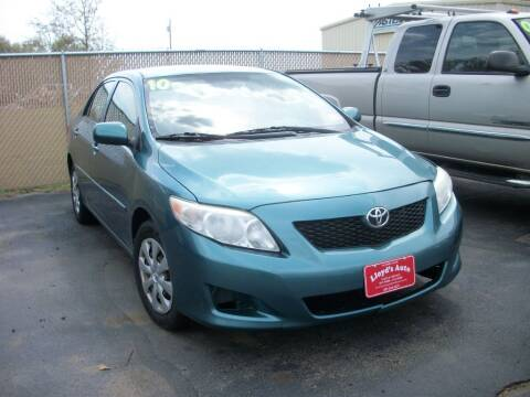 2010 Toyota Corolla for sale at Lloyds Auto Sales & SVC in Sanford ME