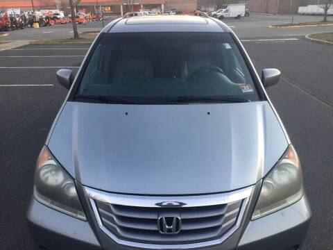 2008 Honda Odyssey for sale at New Jersey Auto Wholesale Outlet in Union Beach NJ