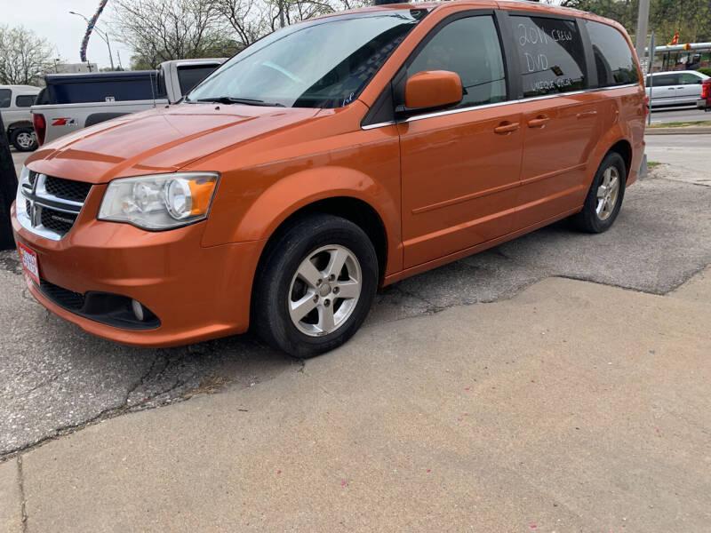 2011 Dodge Grand Caravan for sale at Sonny Gerber Auto Sales 4519 Cuming St. in Omaha NE
