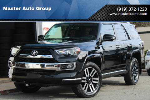 2018 Toyota 4Runner for sale at Master Auto Group in Raleigh NC