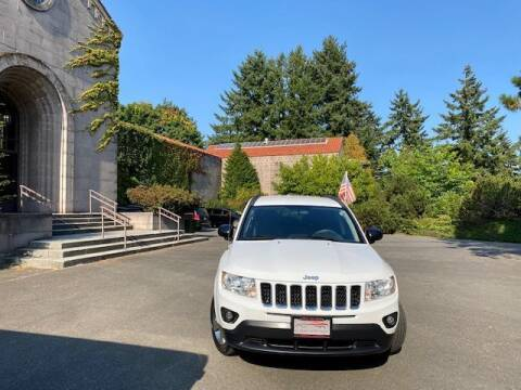 2011 Jeep Compass for sale at EZ Deals Auto in Seattle WA