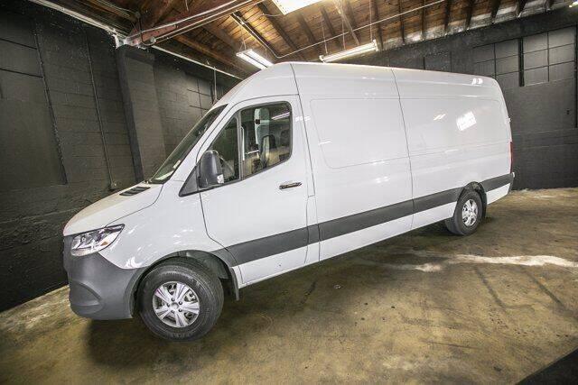 2020 Mercedes-Benz Sprinter Cargo