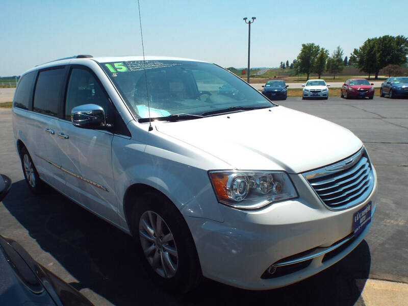 2015 Chrysler Town and Country for sale at G & K Supreme in Canton SD