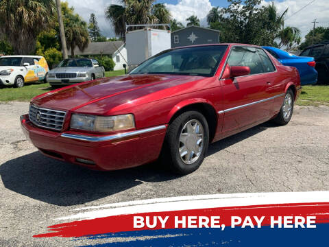 2002 Cadillac Eldorado for sale at Mid City Motors Auto Sales - Mid City North in N Fort Myers FL