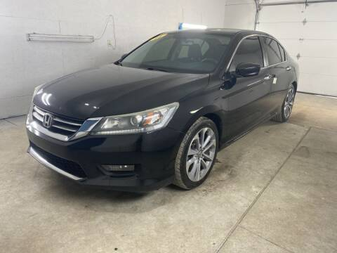 2014 Honda Accord for sale at 4 Friends Auto Sales LLC in Indianapolis IN