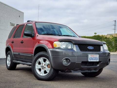 2006 Ford Escape for sale at Gold Coast Motors in Lemon Grove CA