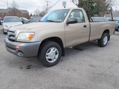 2006 Toyota Tundra for sale at St. Mary Auto Sales in Hilliard OH
