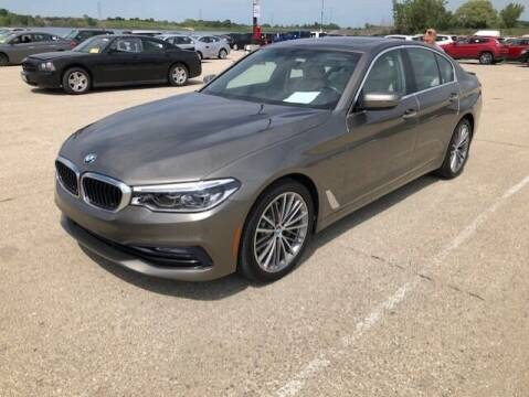 2017 BMW 5 Series for sale at Fuzzy Dice Motorz LLC in Batavia IL