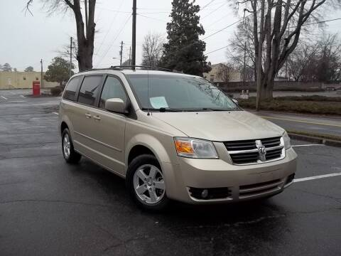 2010 Dodge Grand Caravan for sale at CORTEZ AUTO SALES INC in Marietta GA