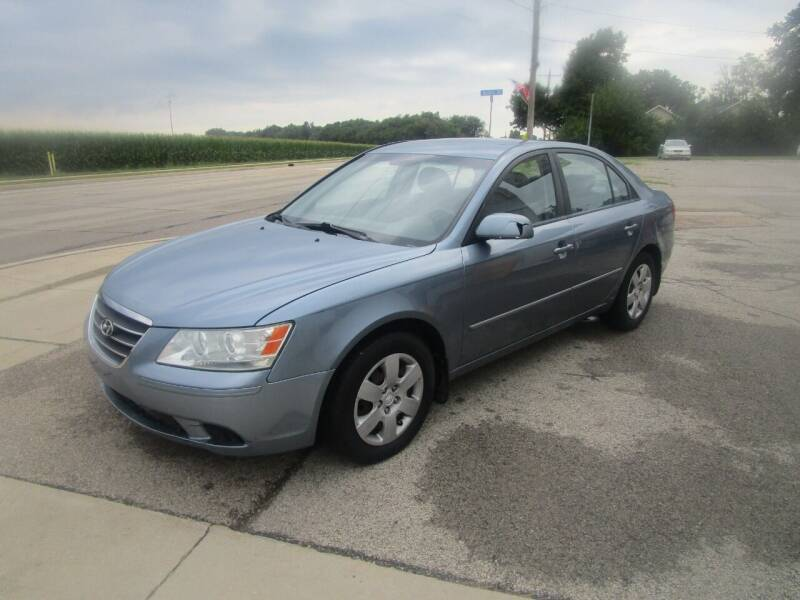 2009 Hyundai Sonata for sale at Dunlap Motors in Dunlap IL