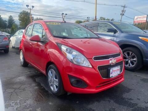 2013 Chevrolet Spark for sale at Payless Car Sales of Linden in Linden NJ