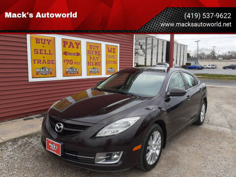 2009 Mazda MAZDA6 for sale at Mack's Autoworld in Toledo OH