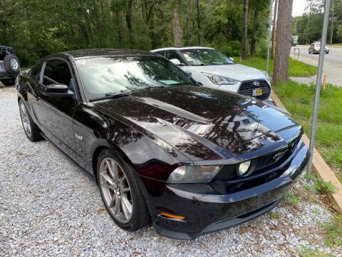 2012 Ford Mustang for sale at INTERSTATE AUTO SALES in Pensacola FL