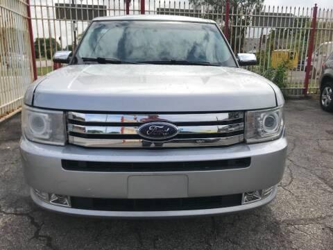 2009 Ford Flex for sale at Supreme Stop Auto Sales in Detroit MI
