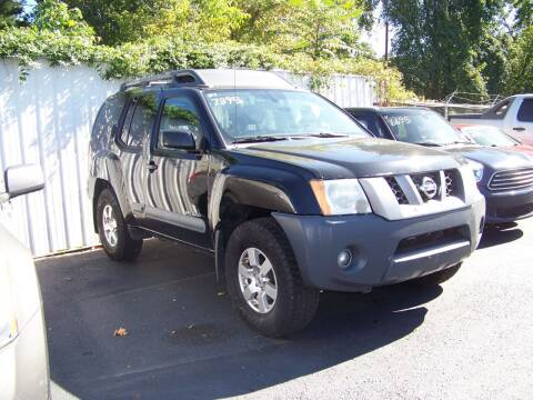2007 Nissan Xterra for sale at Collector Car Co in Zanesville OH