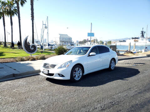 2012 Infiniti G25 Sedan for sale at Imports Auto Sales & Service in Alameda CA