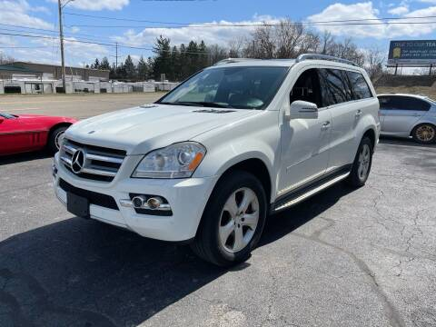 2011 Mercedes-Benz GL-Class for sale at ARG Auto Sales in Jackson MI