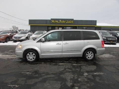 2011 Chrysler Town and Country for sale at MIRA AUTO SALES in Cincinnati OH