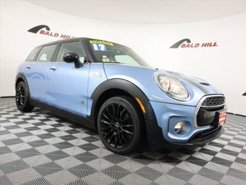 2017 MINI Clubman for sale at Bald Hill Kia in Warwick RI