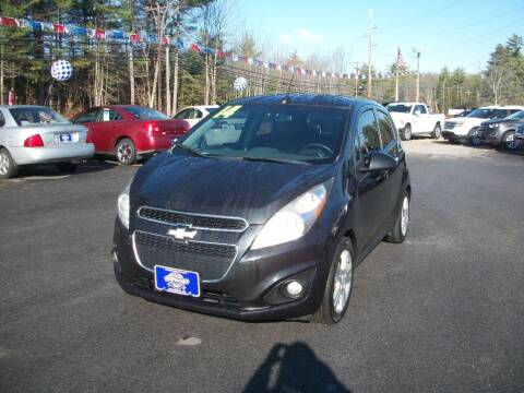 2014 Chevrolet Spark for sale at Auto Images Auto Sales LLC in Rochester NH