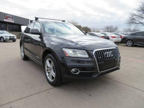 2014 Audi Q5 for sale at KIAN MOTORS INC in Plano TX